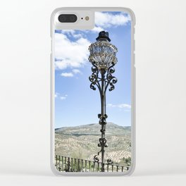 View from Priego de Cordoba Clear iPhone Case