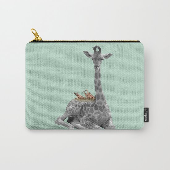 GIRAFFE (animals collection) Carry-All Pouch