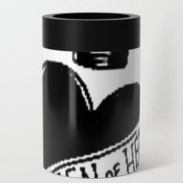 Queen of hearts, Custom gift design Can Cooler