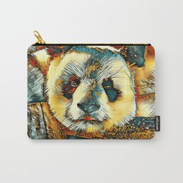 AnimalArt_Panda_20180101_by_JAMColors Carry-All Pouch