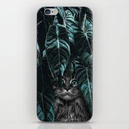 furr you, cat lovers. iPhone Skin
