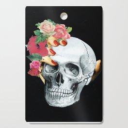 Skull Crusher Cutting Board