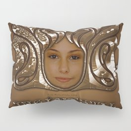 Jugendstil Pillow Sham