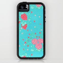 Roses & Berries iPhone Case