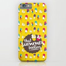 That summer feeling Slim Case iPhone 6s