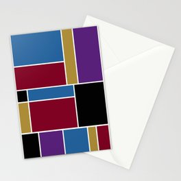 Abstract #419 Stationery Cards