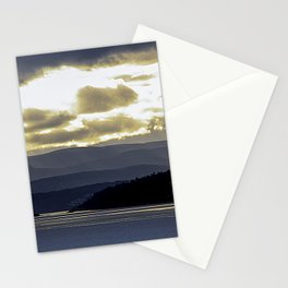 Back to the Island mk1 Stationery Cards