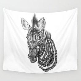 Aztec zebra Wall Tapestry