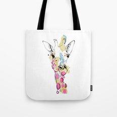 G-raff colour Tote Bag