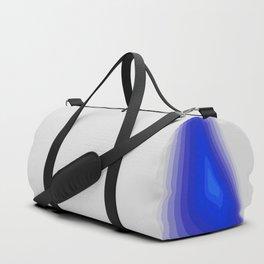 Minimalistic blue Duffle Bag