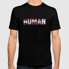 Human pride T-shirt