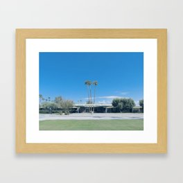 City Hall (landscape) Framed Art Print