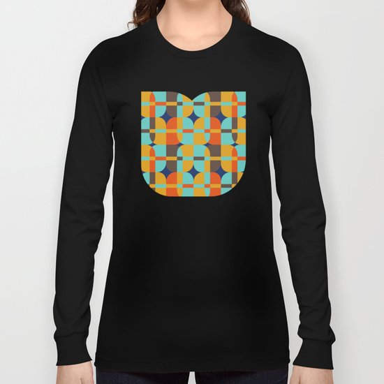 Geometric#20 Long Sleeve T-shirt
