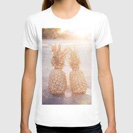 Golden Pineapples T-shirt
