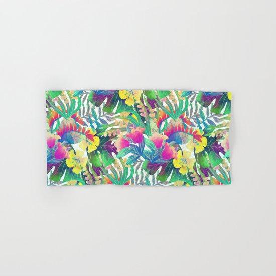 Tropical Jungle Hand & Bath Towel