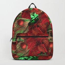 Fire Brick Crusoe Backpack