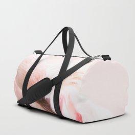 Flamingo pink Duffle Bag