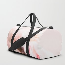Flamingo pink Duffle Bag