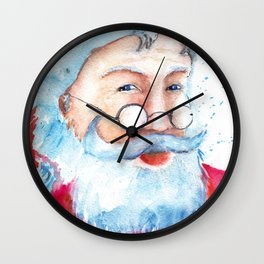 Santa Claus #2 Wall Clock