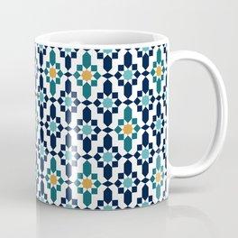 Moroccan style pattern Coffee Mug
