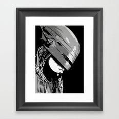 R.C. 01 Framed Art Print