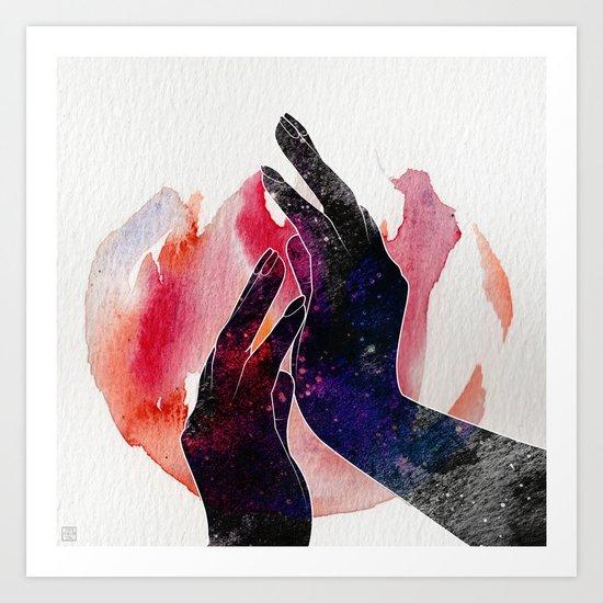 Vesta Art Print