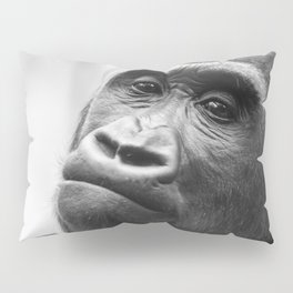 Wildlife Collection: Gorilla Pillow Sham