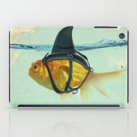 water iPad Cases featuring Brilliant DISGUISE by Vin Zzep