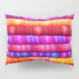 Fabric Pattern Pillow Sham