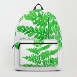 Lady fern Backpack
