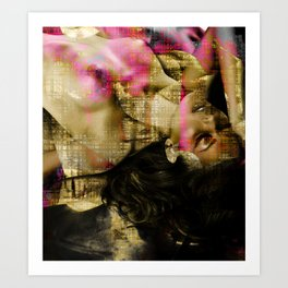 Digital PlayGround Art Print