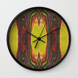 Potency of the Nectar (Secret Message) (Reflection) Wall Clock