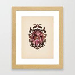 The Tale of Neu (verse 7) Framed Art Print