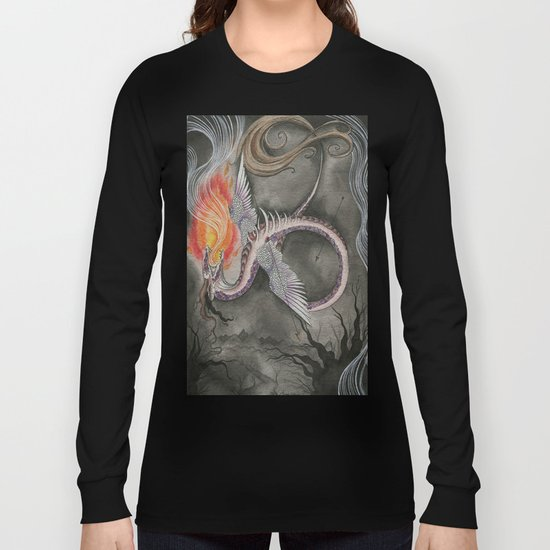 Last Breath Long Sleeve T-shirt