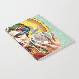 TAROT - THE MAGICAN I Notebook
