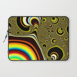 Strangeness in the Universe Laptop Sleeve