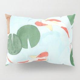 The Koi Pond Pillow Sham