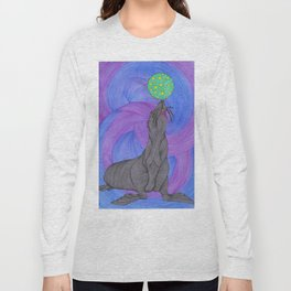 Sea Lion at Play Long Sleeve T-shirt