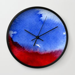 window III Wall Clock