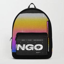ANXIETY BINGO Backpack