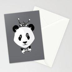 King Panda Stationery Cards