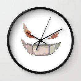 Smile Cat Wonderland Wall Clock