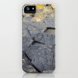 Basalt Columns iPhone Case