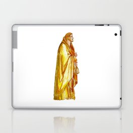 Life of Christ 'Judas Betrayal' figure interpretation Laptop & iPad Skin