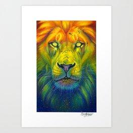 Pride Rising Art Print
