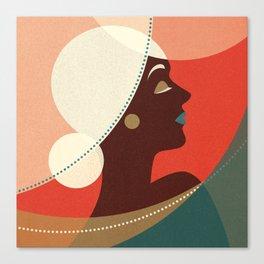 Venn Deco (Part II) Canvas Print
