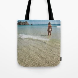 Look Out Point Tote Bag