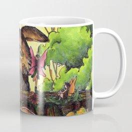 Woodland fairies Coffee Mug