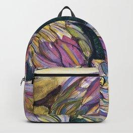 Artichoke art Backpack