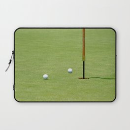Golf Pin Laptop Sleeve